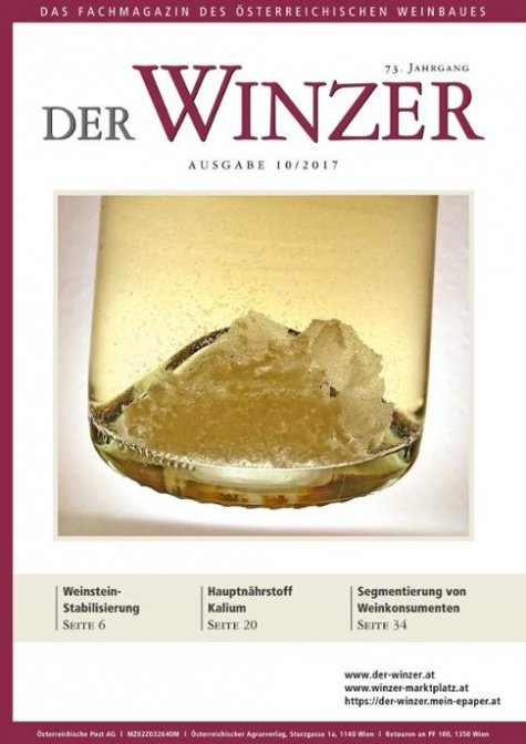 Der Winzer Digital Nr. 10/2017