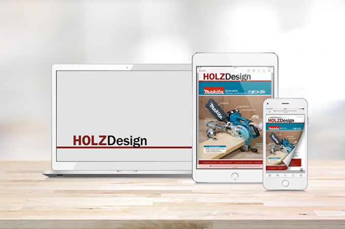 Holzdesign Gratiszugang Digital