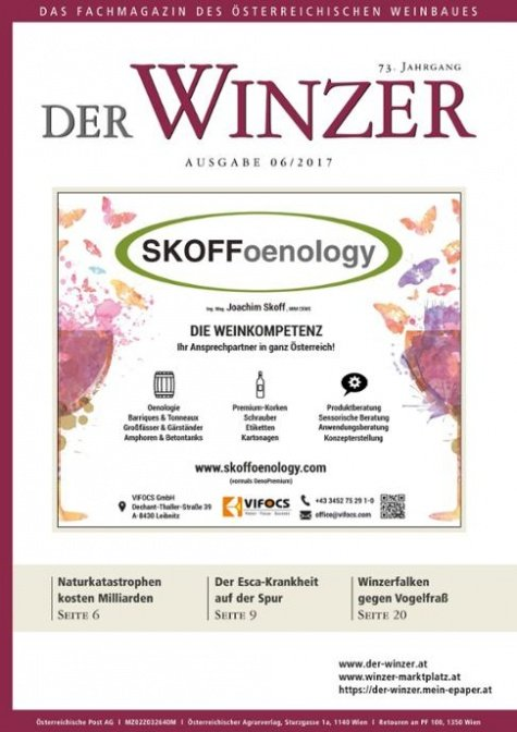 Der Winzer Digital Nr. 6/2017
