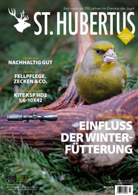 St. Hubertus Digital Nr. 3/2018